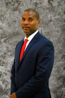 Reynold Carrington Councillor Reynold Carrington Point Fortin Borough Corporation